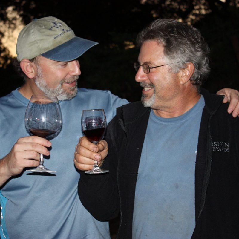 Richard & Rick - 1st Rosalina Harvest